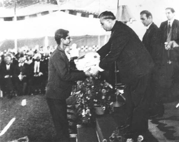 Annual Prize Ceremony, 1964