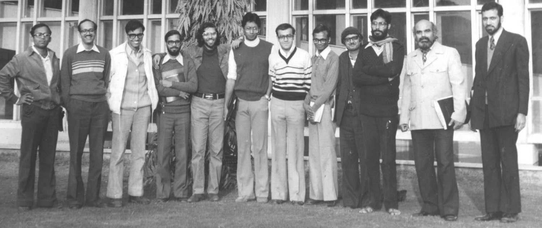 Physicists at IIT, Delhi